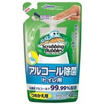 ジョンソン/スクラビングバブル アルコール除菌トイレ用 つめかえ用