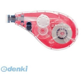 トンボ鉛筆  CT-YUX5C81 修正テープモノエルゴ5C81ピンク    CTYUX5C81