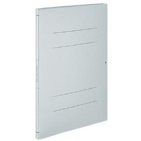 コクヨ ガバットファイル 活用タイプ・紙製 A4縦 1〜100ミリとじ 2穴 グレー フ-V90M