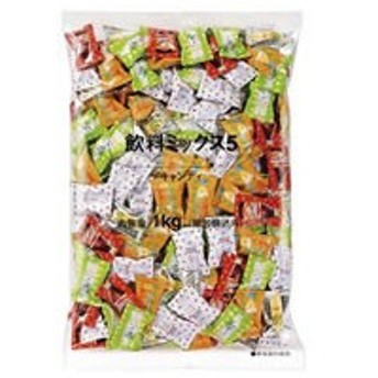 ロッテ/飲料ミックス5 徳用 1kg