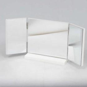 三面鏡 YY208C  パールホワイト