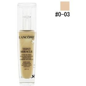 ランコム LANCOME タン ミラク リキッド #O-03 30ml 化粧品 コスメ TEINT MIRACLE LIQUID O-04