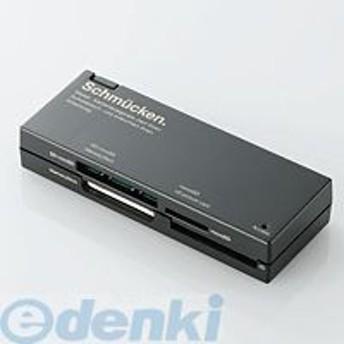 ELECOM エレコム MR-C23BK ケーブル収納46+2メディア対応カードリーダ MRC23BK