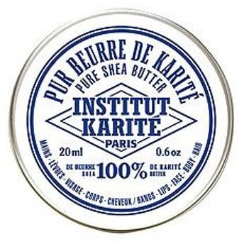 INSTITUT KARITE インスティテュート カリテ 100%Pure Shea Butter シアバター 20ml (No Fragrance) 【香水 フレグランス】