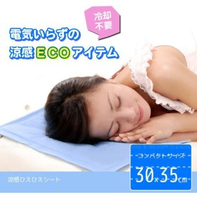 涼感ひえひえシート / 30×35cm