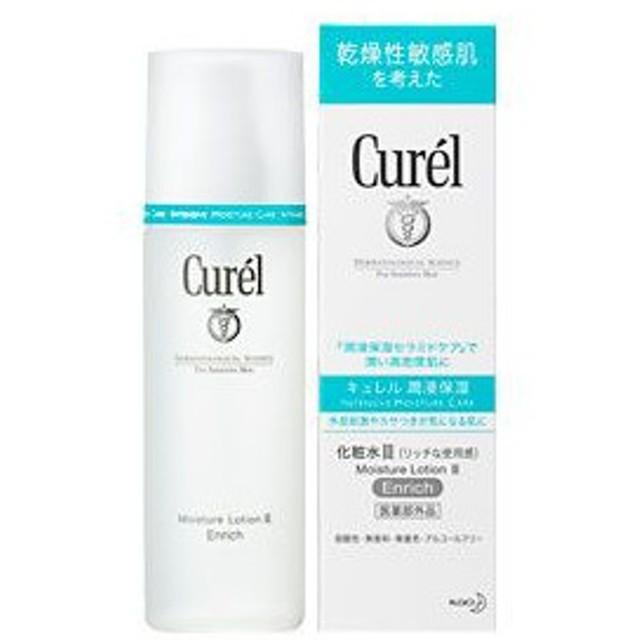 【医薬部外品】花王 キュレル 化粧水 III とてもしっとり 150ml