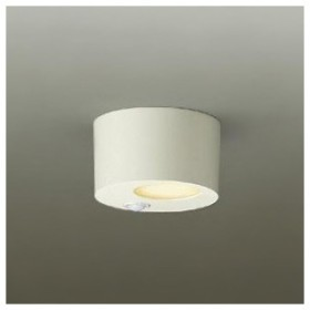 DAIKO LED小型シーリングライト 人感センサー付 ON/OFFタイプ 白熱灯100W相当 非調光タイプ 電球色タイプ DCL-38275Y
