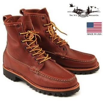 ラッセルモカシン RUSSELL MOCCASIN ハイカー アメリカ製 ブーツ 靴 3170-LG