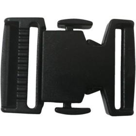 ユタカ 金具 Cバックル A30×L48 ブラック (1個) 品番:JA-21