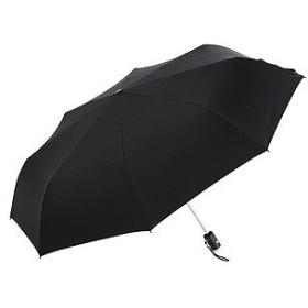 ウォーターフロント 「折りたたみ傘」LEDライト三つ折 58cm LED3F58UH(M12