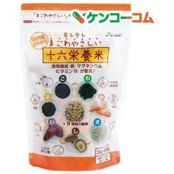 国内産 十六栄養米(まごわやさしい) ( 30g×6袋 )