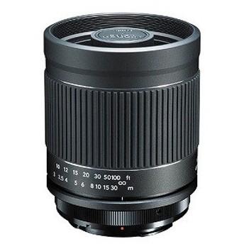 ケンコー・トキナー 交換レンズ ミラーレンズ 400mm F8 N II ペンタAPK KF−M400P N II【ペンタックスKマウント】