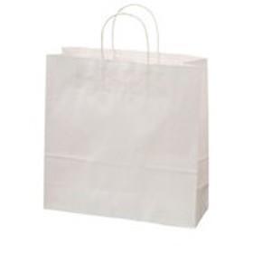 スーパーバッグ/紙手提袋 白無地 丸紐M 50枚