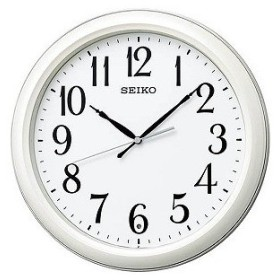 セイコー 電波掛け時計「スタンダード」 KX234W