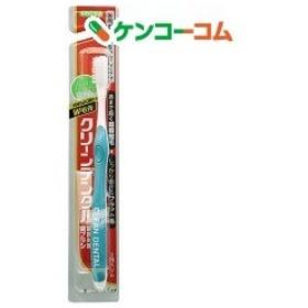 クリーンデンタル歯ブラシ 3列スリム やわらかめ ( 1本入 )/ クリーンデンタル
