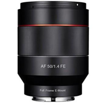 《新品》 SAMYANG (サムヤン) AF 50mm F1.4 (ソニーE用/フルサイズ対応)