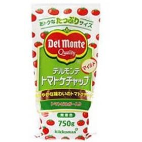 キッコーマン/デルモンテ トマトケチャップ マイルド 750g