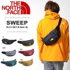 お一人様一点限り ウエストバッグ ザ・ノースフェイス THE NORTH FACE SWEEP スウィープ ヒップバッグ ウエストポーチ 4リットル 2019秋冬新色 NM71904