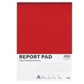 プラス レポートパッド RE-250A A4 A罫