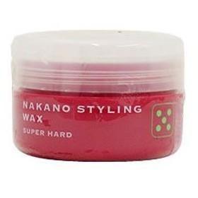 ナカノ スタイリング ワックス 5 スーパーハード (ヘアワックス) 90g
