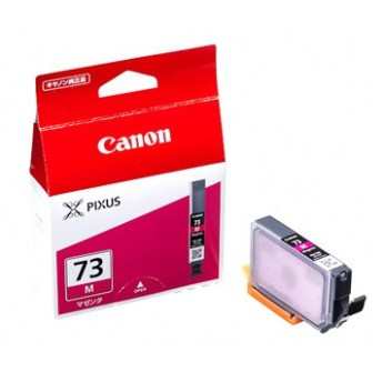 《新品アクセサリー》 Canon(キヤノン) インクタンク PGI-73M マゼンタ