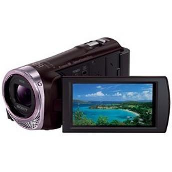 【アウトレット 初期不良修理品】(保証期限2016/12/10まで)ソニー / SONY デジタルHDビデオカメラレコーダー HDR-CX420 (T) [ボルドーブラウン]