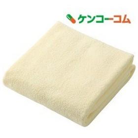 カラリ マイクロファイバー フェイスタオル イエロー ( 1枚入 )/ カラリ(carari)