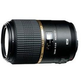 タムロン / TAMRON SP 90mm F/2.8 Di MACRO 1:1 VC USD (Model F004) [ニコン用] 【レンズ】