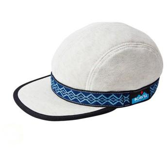 カブー KAVU Kids ストラップキャップFL Oatmeal キッズ用 子供用 キャップ 帽子 19820431027000