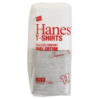 Hanes 【オンライン特価】 JF2Pクルー H5120 997 半袖Tシャツ (Men's)