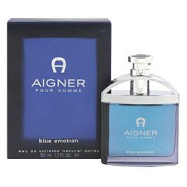 AIGNER アイグナー プールオム ブルーエモーション EDT・SP 50ml 香水 フレグランス AIGNER POUR HOMME BLUE EMOTION