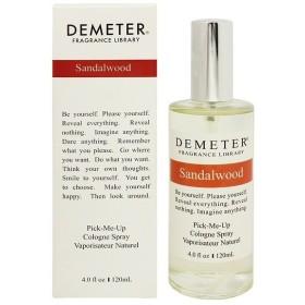 ディメーター DEMETER サンダルウッド EDC・SP 120ml 香水 フレグランス SANDALWOOD COLOGNE