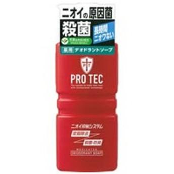 ライオン/PRO TEC デオドラントソープ 本体420ml