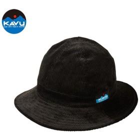 カブー KAVU サファリハット (コーデュロイ) ブラック 帽子 キャップ ハット SALE
