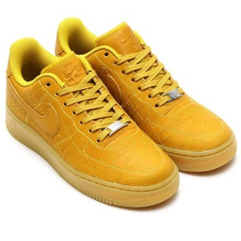 国内正規品NIKE AIR FORCE 1 '07 FW QS MiranoDARK CITRON サイズ:23CM