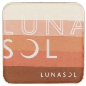 ルナソル LUNASOL モデリングサニーフェース&ブラッシュ (レフィル) #EX01 サニーコーラル 9.6g 化粧品 コスメ