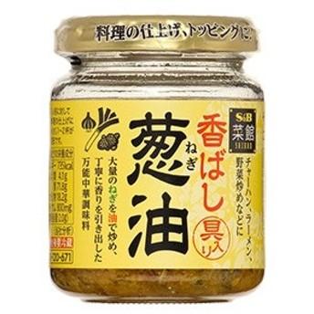 S&B 菜館 香ばし葱油 98g まとめ買い(×6)|4901002138721(tc)