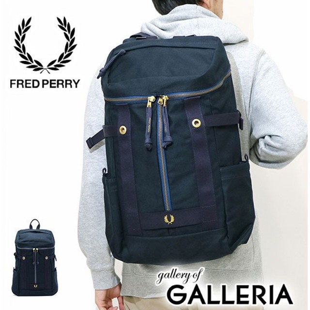 39ef82b18abe フレッドペリー バッグ FRED PERRY バックパック MILITARY LARGE BACKPACK リュック リュックサック F9257 メンズ  レディース