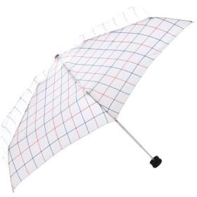 ハス HUS. Smart Duo TwiCheck 折りたたみ傘 スマートデュオ UVカット 晴雨兼用 紫外線カット ユニセックス メンズ レディース
