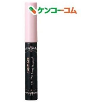 キャンメイク フレアリングカールマスカラ 01 ショコラブラック ( 1本入 )/ キャンメイク(CANMAKE)