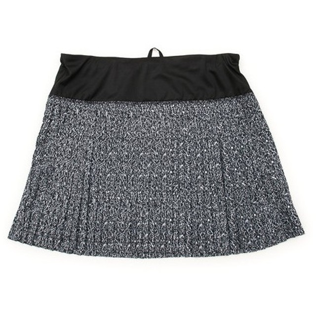X-girl SPORTS エックスガール スポーツ PLEATED SKIRT NOISE