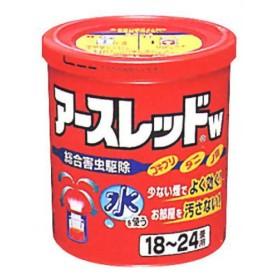 【第2類医薬品】 アースレッドW 18〜24畳用 30g