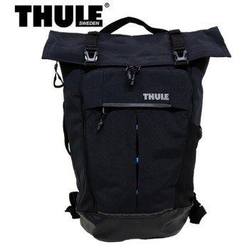 Thule スーリー Paramount Backpack 24L ブラック パラマウント バックパック TRDP115 リュックサック