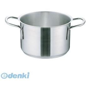[AHVA301] ムラノ インダクション18−8半寸胴鍋 (蓋無)16 4905001111198