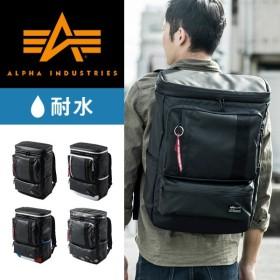 ALPHA アルファ メンズ 防水 リュックサック EZ2-BAGBP012