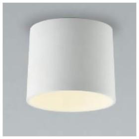 生産完了品 コイズミ照明 LED一体型シーリングライト MINI 埋込タイプ 埋込穴φ50mm 6.6W 白熱球60W相当 電球色 セード:樹脂・白色 AH41327L