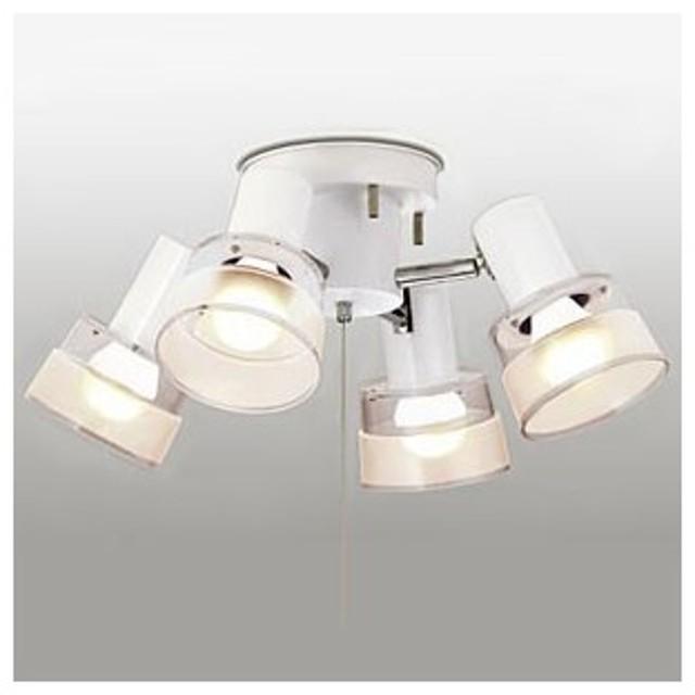 タキズミ LEDシャンデリア 〜4.5畳用 LED電球(LDA)×4灯 電球色 灯具可動型 TLG-422