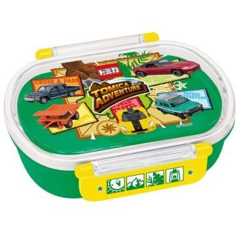 トミカ 弁当箱 /  食洗機対応タイトランチボックス小判 360ml トミカ17