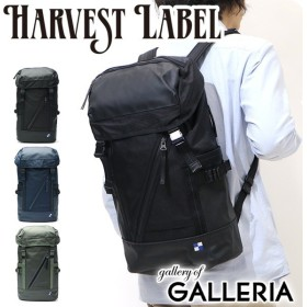 最大28%獲得★10/15限定 ハーヴェストレーベル リュック HARVEST LABEL Bullet Line バレットライン バックパック HB-0432 メンズ リュックサック