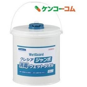 クレシア ジャンボ消毒ウェットタオル 本体 ( 250枚入 )